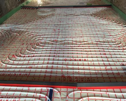 Ververken Pedro - Plaatsen van vloerverwarming Ieper